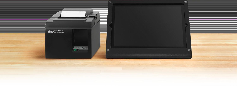 Ipad-receipt-printer-desk