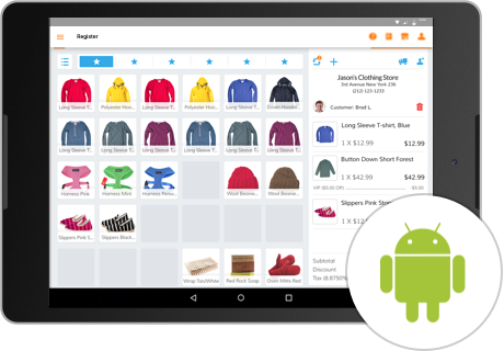 Android-ipad-pos
