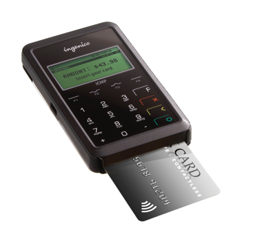 Bindo's New NFC-enable mPOS reader