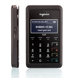 Bindo EMV Card Reader Fall 2015